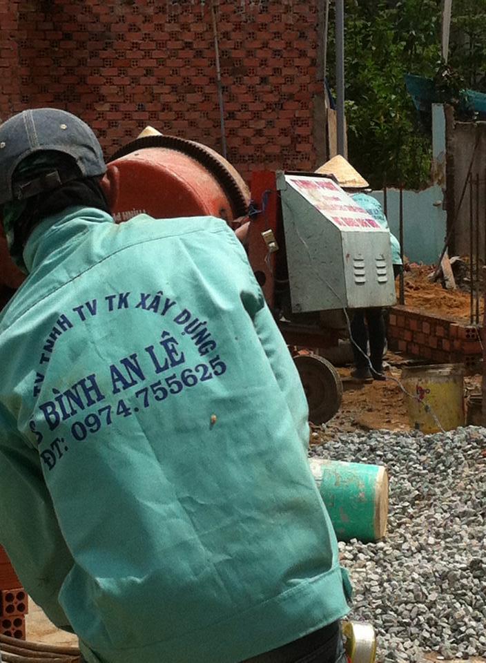Nhà xưởng công ty Tsung-chen huyện Trảng Bom