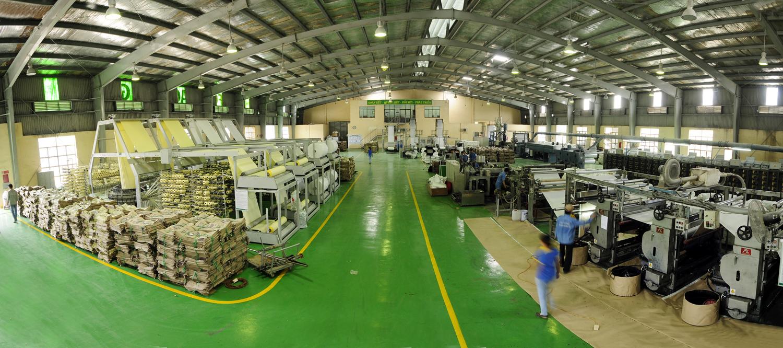 Nhà xưởng công ty Tsung-chen huyện Nhơn Trạch