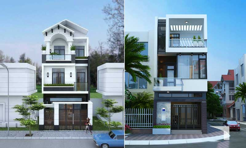 Tổng hợp 10 mẫu nhà phố không bao giờ lỗi mốt theo thời gian cho mọi gia đình