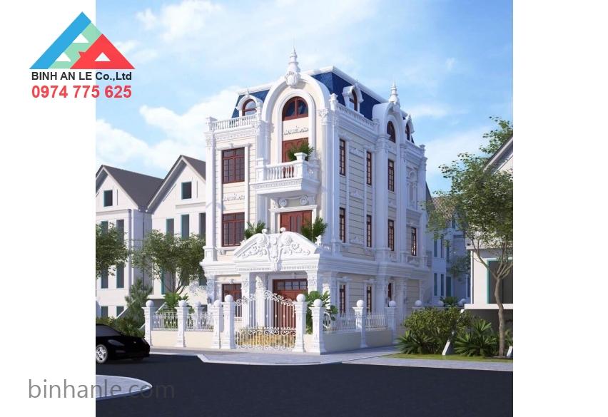 Thiết kế nhà đẹp tại Biên Hòa